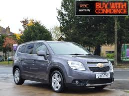 opel orlando used chevrolet orlando cars for sale motors co uk