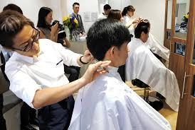 qb house brings express haircuts to new york the japan times