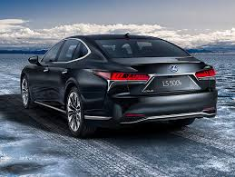 lexus ls introducing the all lexus ls ls hybrid