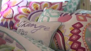teen bedding sets design with erin pbteen youtube