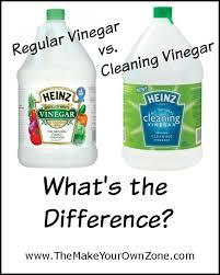 Bathtub Cleaner Vinegar Regular Vinegar Vs Cleaning Vinegar