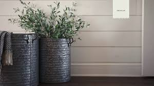 magnolia home by joanna gaines paint shiplap youtube