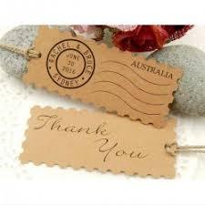 wedding gift malaysia personalized kraft postage st wedding favor gift tags malaysia