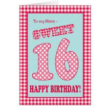 sweet niece birthday cards greeting u0026 photo cards zazzle