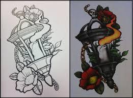 image gallery lantern tattoo flash