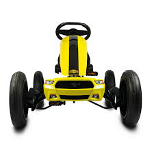 toddler mustang car ford mustang gt anniversary edition pedal go kart children