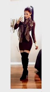 long sleeve dress with boots oasis amor fashion