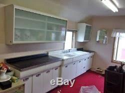 vintage metal kitchen cabinets morton vintage metal steel kitchen cabinets 1950s mid century
