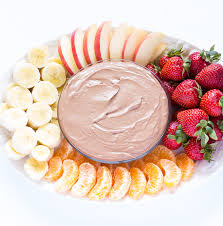 fruit dipped in chocolate chocolate almond butter fruit dip the wholesome dish