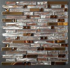 glass mirror mosaic tiles ssmt247 stainless steel tile backsplash