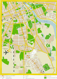 Warsaw Airport Map Poland Subway Map Travel Map Vacations Travelsfinders Com