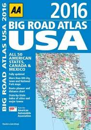 aa road map usa aa big road atlas usa 2016 aa road atlas co uk aa