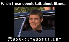 Fitness Memes - gym memes when i hear people talk about fitness workout quotes