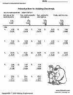 the 25 best decimals worksheets ideas on pinterest math