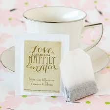 tea bag wedding favors tea bags archives the realist