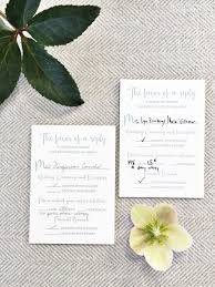 Invitation Card With Rsvp Wedding Invitation Rsvp Do U0027s And Don U0027ts A Dominick Events