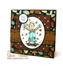 paperesse hugs happy birthday happy thanksgiving card