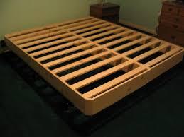 Platform Bed Frame King Size Bedroom Building A King Size Bed Frame Japanese Style Bed Frame