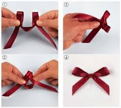 tie ribbon how to make a ribbon tie wearing a ribbon tie tips