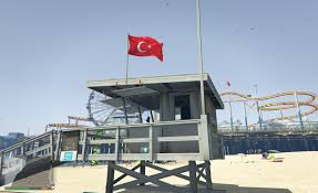 Photo Flag Turkish Flag Gta5 Mods Com