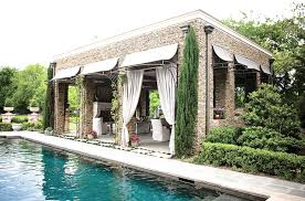 cabana pool house pool cabana curtains design ideas modern cabanas for sale throughout
