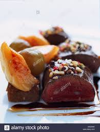 cuisine valence restaurant pic at valence stock photo 168163074