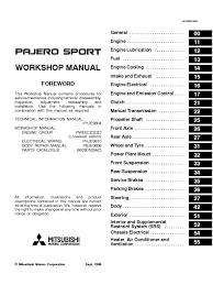 mitsubishi pajero montero sport 98 airbag electrical connector