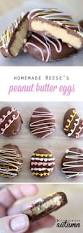 homemade peanut butter eggs 4 ingredients peanut butter easter