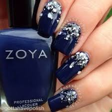 navy and silver nails navy blue u0026 silver weddings pinterest