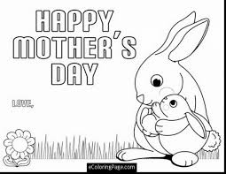 terrific printable mothers day coloring pages with coloring pages