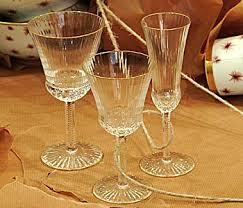 louis bicchieri servizio bicchieri 36 pz apollo oro
