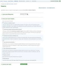 it support report template what is view my bill billing management tool bt