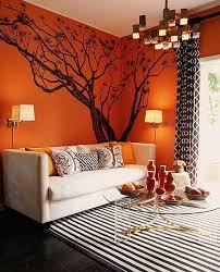 orange livingroom 10 bright living room in orange decor advisor