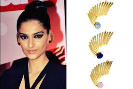 wearing ear cuffs 10 trendy ear cuffs you could wear like the tinsel town