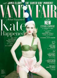 Plot Of Vanity Fair Cover Story How S N L U0027s Kate Mckinnon Became Comedy U0027s Brightest