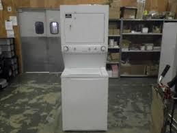 Discount Frigidaire Ffle4033qw 9 3 Cu Ft White Electric Washer Dryer Combo Frigidaire Fflg4033qw He 27