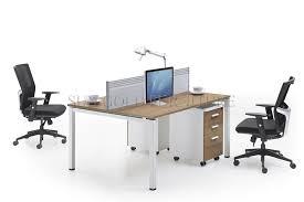 2 Person Computer Desk China Small Workstation Computer Desk Office 2 Person Workstation