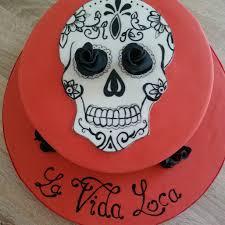 Halloween Skull Cakes by Torten Tutorial Suger Skull Cake Design Deko Youtube