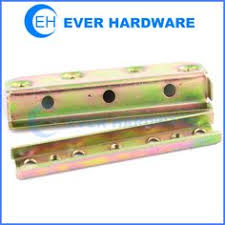 heavy duty bed fitting frame mounting hardware bed rail hook