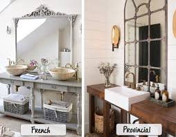 provincial bathroom ideas industrial bathroom mirror house decorations