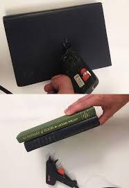 Kitchen Design Book Repurposed Book Knife Block Hometalk