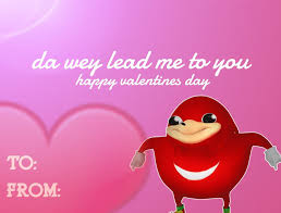 Valentines Day Meme Card - v day meme cards your bae will fall for