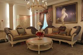 Wooden Carving Furniture Sofa Type Furniture Made By Wooden Carving Frame With Upholstery Sofa Set