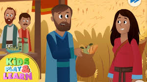 story of ruth wherever you go beginners bible story for kids