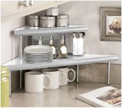 Kitchen Corner Cabinet by Kitchen Corner Shelf Home Design Styles