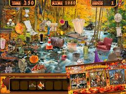 hidden objects fall harvest halloween object game android apps