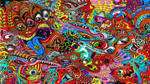 download wallpaper 1920x1080 drawing surreal colorful