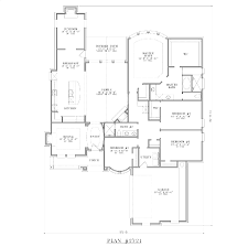open layout house plans single level house plans open floor plans plan single level one
