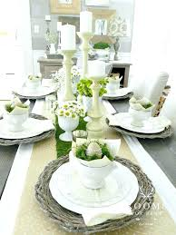 setting dinner table decorations dining table setting ideas modern dining table setting ideas kitchen