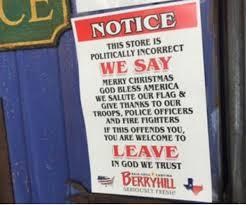 restaurant chain promotes politically incorrect